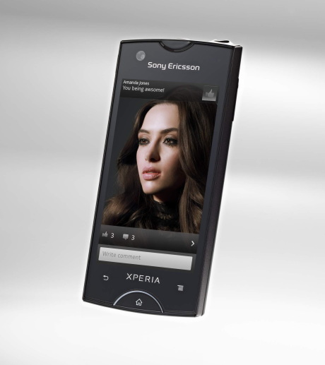 Xperia ray(SO-03C)