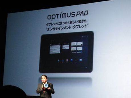 Optimus Pad L-06C